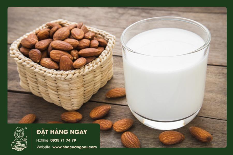 các-công-dụng-của-sữa-hạt-cho-mẹ-bầu-sau-sinh-nhà-của-ngoại